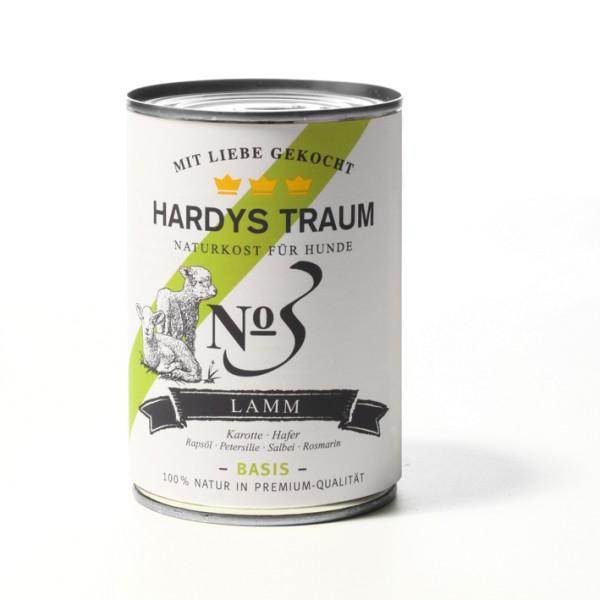 Hardys Traum Basis No. 3 mit Lamm