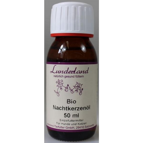 Lunderland Bio Nachtkerzenöl 50ml