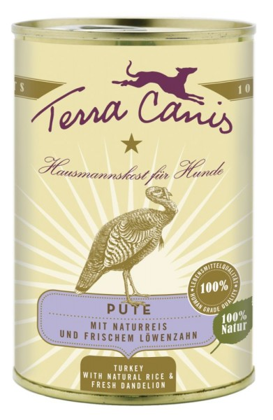 Terra Canis Classic Menü Pute